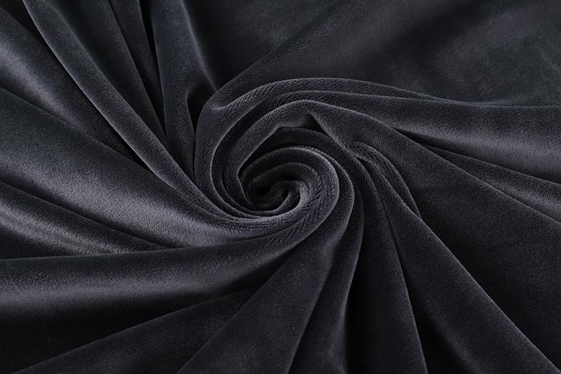 Одна сторона - черная ткань Супер мягкий