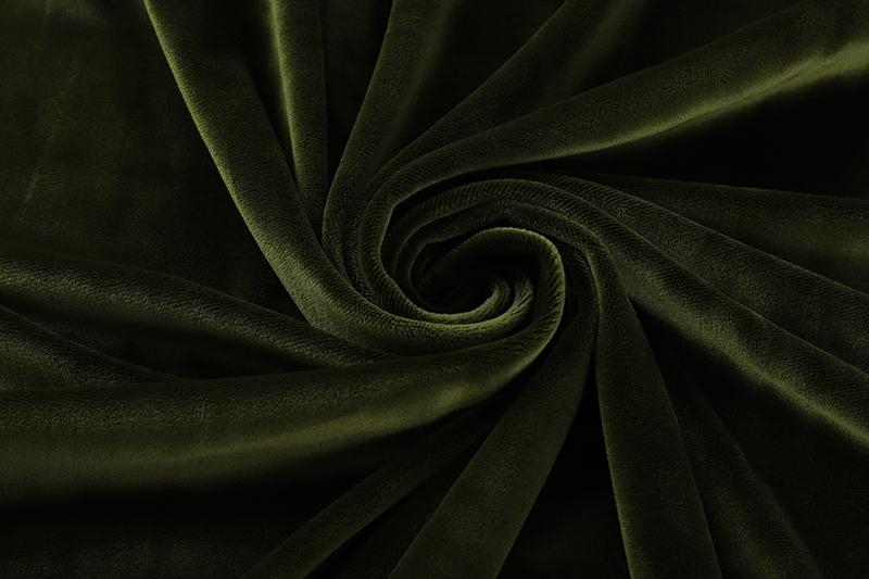 Односторонняя сторона - военно-зеленая ткань Супер мягкий