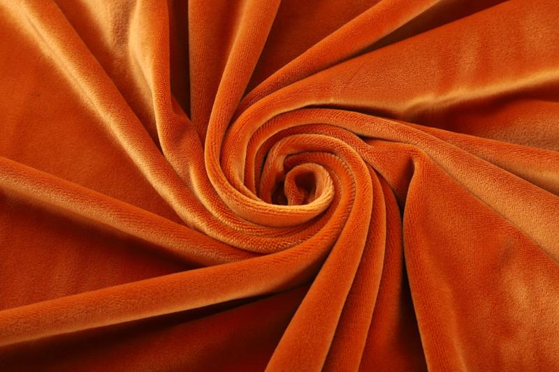 Одна сторона - коричневая ткань Супер мягкий